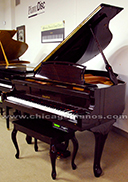 Used Pianodisc 5-foot baby grand piano