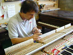 chicago pianos . com  - piano technician