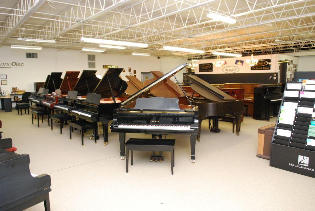 Chicago Pianos Com Chicago Piano Store Geneva Showroom