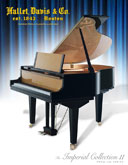 Hallet Davis HD-152 Classic Grand Piano