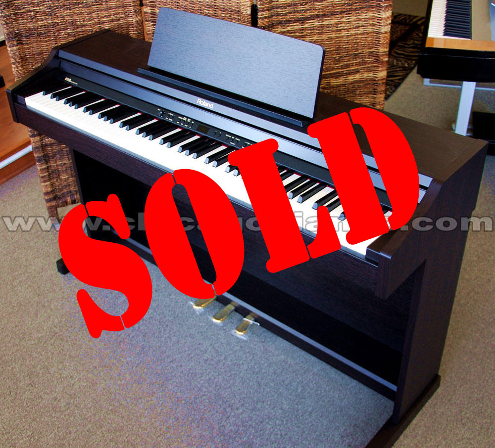 Used Roland RP301R