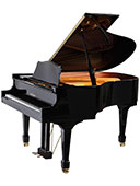 Knabe WG59 traditional grand piano from Chicago Pianos