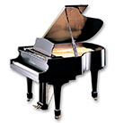 Knabe WKG53 traditional grand piano