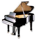 Knabe WKG64 traditional grand piano