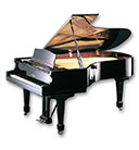 Knabe WKG70 traditional grand piano