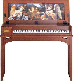 Roland C30 Digital Harpsichord from Chicago Pianos . com
