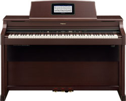 Roland Hpi7 Intelligent Digital Piano from Chicago Pianos . com
