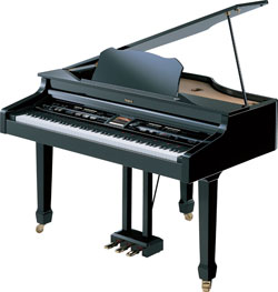Roland KR115 Digital Grand Piano from Chicago Pianos . com