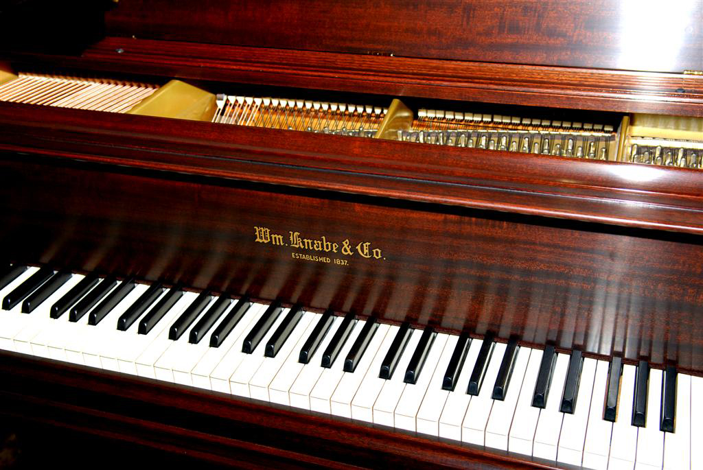 Knabe 5 4 Quot Grand Piano