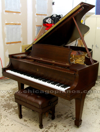 Used Steinway Grand Piano in Chicago